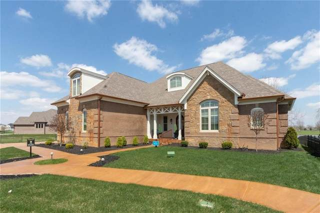 11727 West Road, Zionsville, IN 46077 (MLS #21722398) :: The Evelo Team