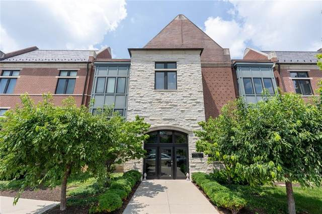 222 N East Street #108, Indianapolis, IN 46204 (MLS #21722442) :: David Brenton's Team