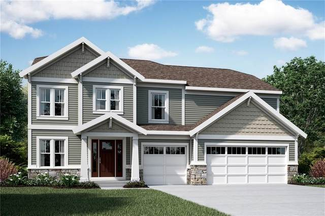 3561 Snowdon Drive, Westfield, IN 46074 (MLS #21722623) :: Mike Price Realty Team - RE/MAX Centerstone