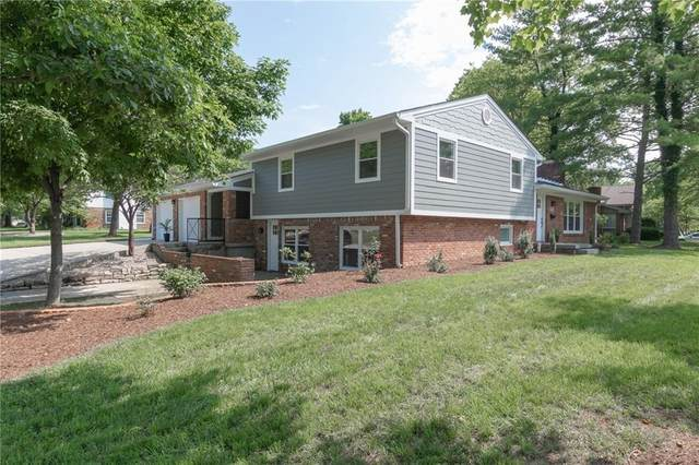 4002 Roselawn Avenue, Columbus, IN 47203 (MLS #21722674) :: The Indy Property Source