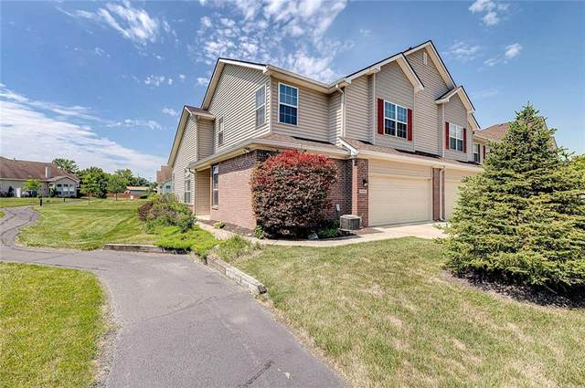 6265 Eller Creek Drive, Fishers, IN 46038 (MLS #21722710) :: Your Journey Team
