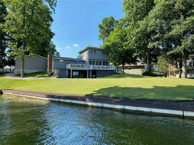 207 W Sequoya, Greensburg, IN 47240 (MLS #21722815) :: Mike Price Realty Team - RE/MAX Centerstone