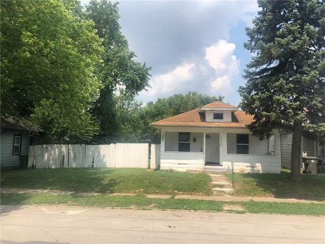 1320 E Minnesota Street, Indianapolis, IN 46203 (MLS #21722859) :: Richwine Elite Group