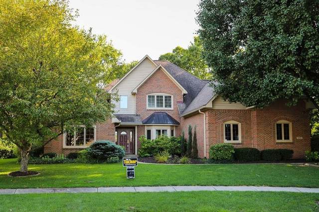 5402 Purple Lilac Circle, Indianapolis, IN 46254 (MLS #21722946) :: Mike Price Realty Team - RE/MAX Centerstone