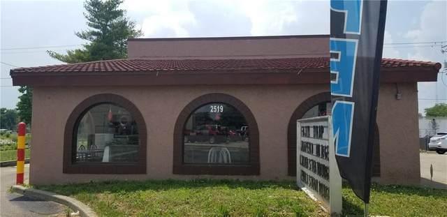 2519 S Madison Street, Muncie, IN 47302 (MLS #21722990) :: AR/haus Group Realty