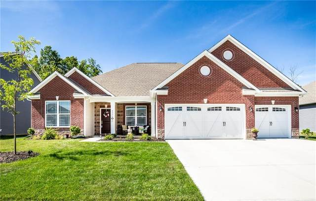 9375 Foudray Circle N, Avon, IN 46123 (MLS #21723001) :: The ORR Home Selling Team