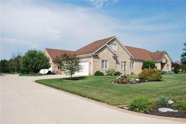 6380 W Congress Drive, Pendleton, IN 46064 (MLS #21723089) :: Ferris Property Group