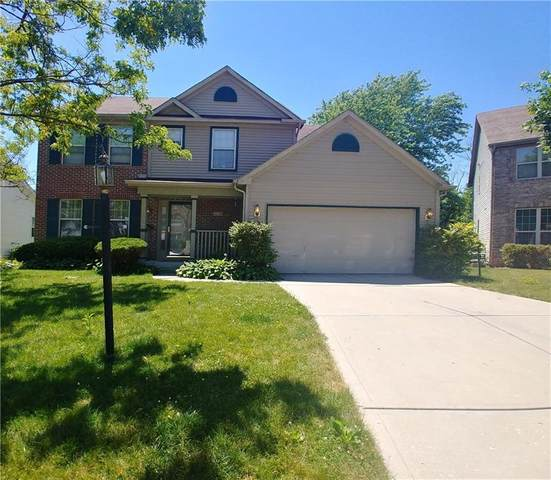3239 Greybudd Court, Indianapolis, IN 46268 (MLS #21723096) :: Anthony Robinson & AMR Real Estate Group LLC