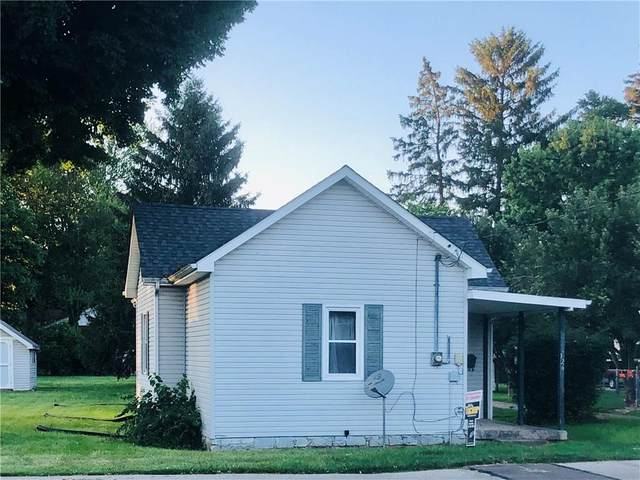 126 W Third Street, Knightstown, IN 46148 (MLS #21723168) :: AR/haus Group Realty