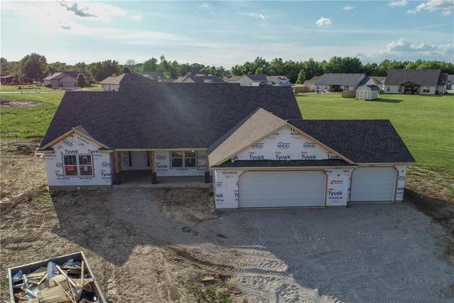 4616 W Clearlake Court, Muncie, IN 47304 (MLS #21723246) :: Mike Price Realty Team - RE/MAX Centerstone