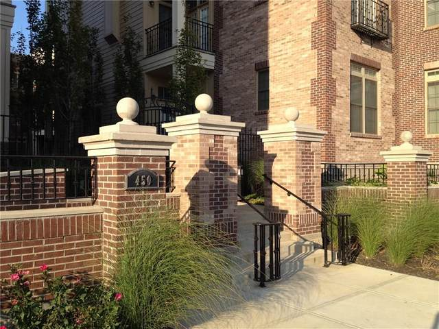 450 E Ohio Street #212, Indianapolis, IN 46204 (MLS #21723438) :: Richwine Elite Group