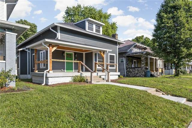 3026 Broadway Street, Indianapolis, IN 46205 (MLS #21723545) :: Anthony Robinson & AMR Real Estate Group LLC