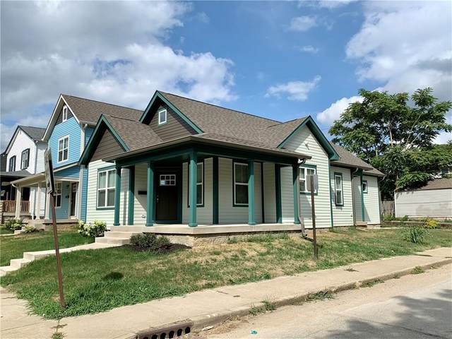 201 N Randolph Street, Indianapolis, IN 46201 (MLS #21723577) :: Mike Price Realty Team - RE/MAX Centerstone