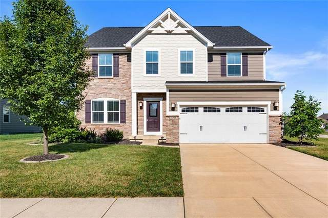 11954 Mannings Pass, Zionsville, IN 46077 (MLS #21723898) :: Anthony Robinson & AMR Real Estate Group LLC