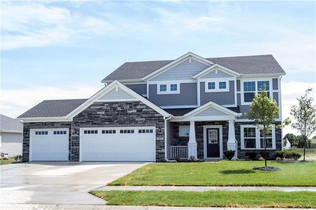7055 Prelude Road, Brownsburg, IN 46112 (MLS #21724087) :: Ferris Property Group