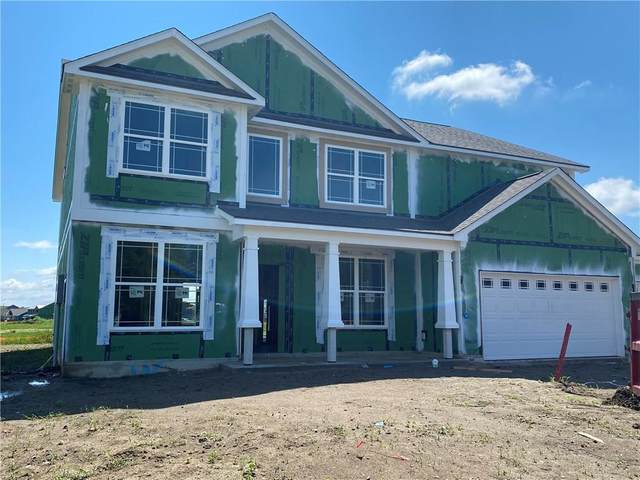 1873 Doncaster Drive, Avon, IN 46123 (MLS #21724158) :: Heard Real Estate Team | eXp Realty, LLC