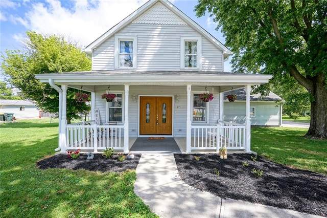 100 North Street W, Arcadia, IN 46030 (MLS #21724203) :: Mike Price Realty Team - RE/MAX Centerstone