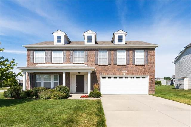 6836 Eagle Crossing Blvd, Brownsburg, IN 46112 (MLS #21724337) :: David Brenton's Team