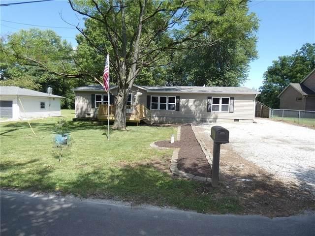 13101 N Miller Drive, Camby, IN 46113 (MLS #21724366) :: Dean Wagner Realtors