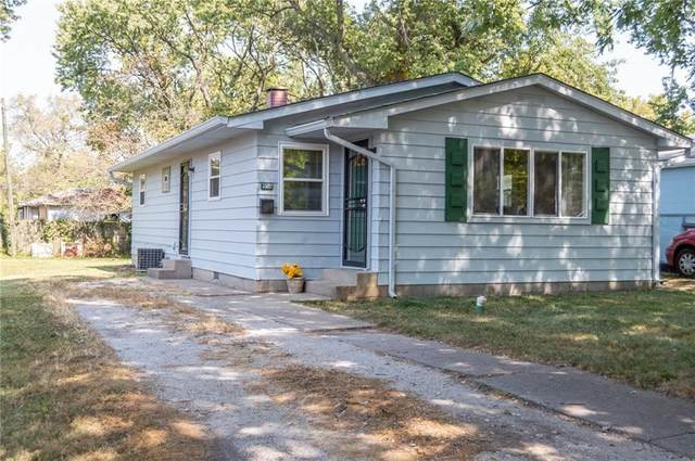 3522 E Morris Street, Indianapolis, IN 46203 (MLS #21725104) :: AR/haus Group Realty