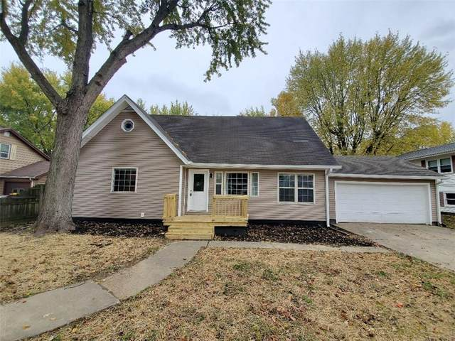 2715 W 34th Street, Anderson, IN 46011 (MLS #21725276) :: The ORR Home Selling Team