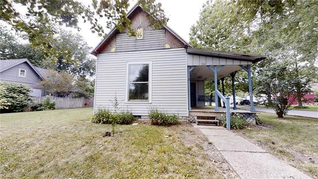 700 S Ohio Street, Sheridan, IN 46069 (MLS #21725319) :: Mike Price Realty Team - RE/MAX Centerstone