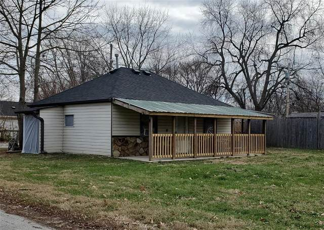 801 S Lyons Avenue, Indianapolis, IN 46241 (MLS #21725427) :: Realty ONE Group Dream