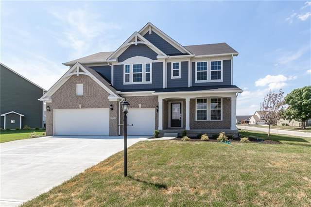 7853 Friends Creek, Avon, IN 46123 (MLS #21725587) :: Anthony Robinson & AMR Real Estate Group LLC