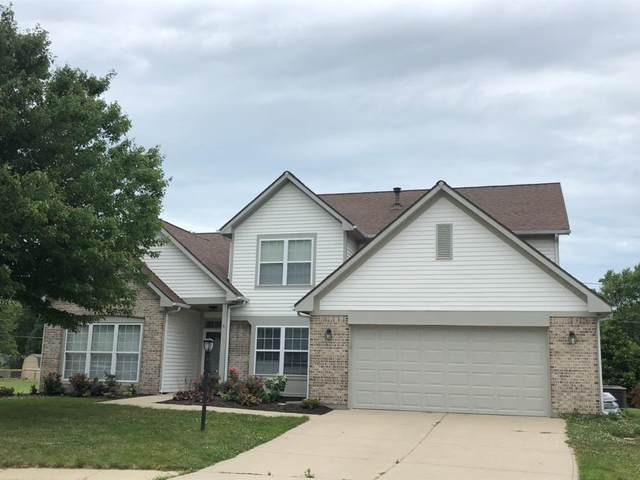 3610 Homestead Place, Plainfield, IN 46168 (MLS #21725734) :: Mike Price Realty Team - RE/MAX Centerstone