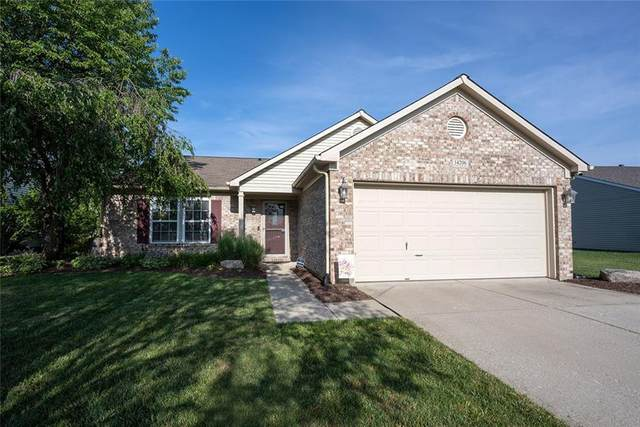 14206 Weeping Cherry Drive, Fishers, IN 46038 (MLS #21725742) :: Anthony Robinson & AMR Real Estate Group LLC