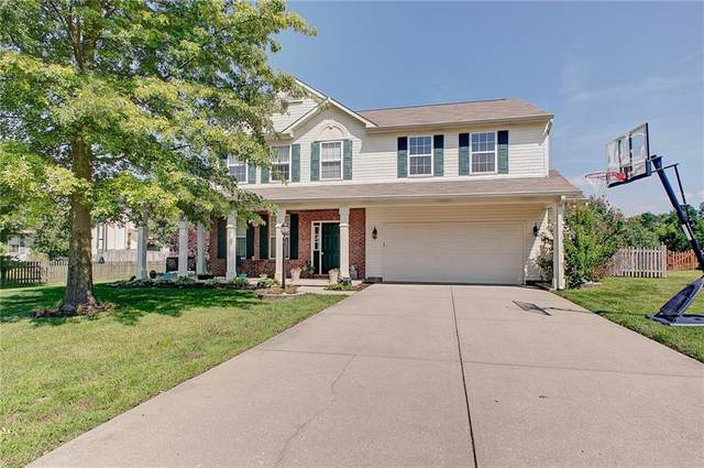20638 Gavin Avenue, Noblesville, IN 46062 (MLS #21726174) :: Mike Price Realty Team - RE/MAX Centerstone