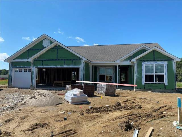 1802 Doncaster Drive, Avon, IN 46123 (MLS #21726222) :: AR/haus Group Realty