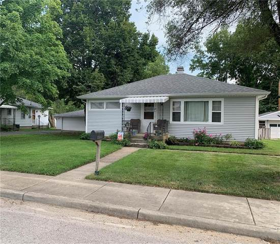 5007 Jackson Street, Indianapolis, IN 46241 (MLS #21726304) :: Mike Price Realty Team - RE/MAX Centerstone