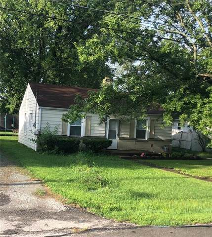 401 W Vinyard Street, Anderson, IN 46011 (MLS #21727677) :: AR/haus Group Realty