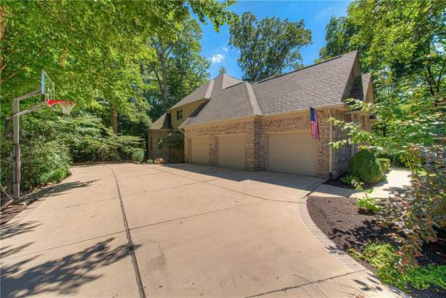6129 Catalpa Drive, Avon, IN 46123 (MLS #21727805) :: Mike Price Realty Team - RE/MAX Centerstone