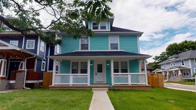 3058 Ruckle Street, Indianapolis, IN 46205 (MLS #21727835) :: Anthony Robinson & AMR Real Estate Group LLC