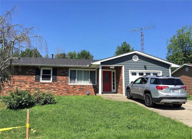 2235 Seneca Drive, Madison, IN 47250 (MLS #21728053) :: Mike Price Realty Team - RE/MAX Centerstone
