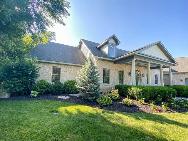 6941 Royal Oakland Way, Indianapolis, IN 46236 (MLS #21728205) :: The ORR Home Selling Team