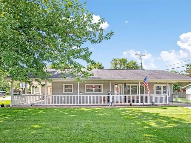 17 Parkview Drive, New Whiteland, IN 46184 (MLS #21728383) :: David Brenton's Team
