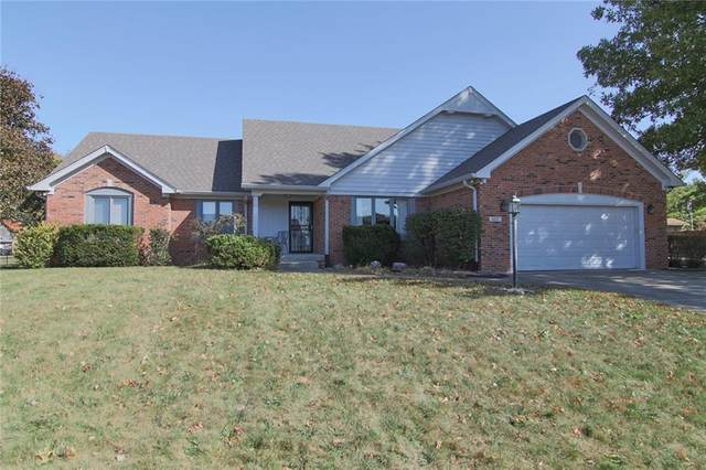 503 Pebble Way, Greenwood, IN 46142 (MLS #21728446) :: The ORR Home Selling Team