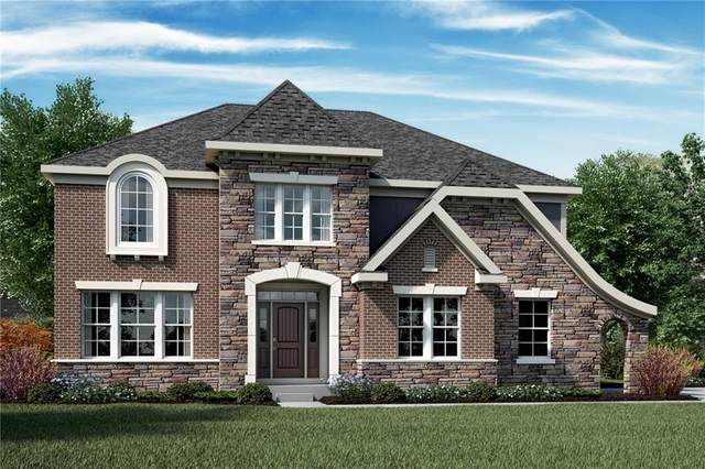 12035 Chapelwood Drive, Fishers, IN 46037 (MLS #21728475) :: Richwine Elite Group