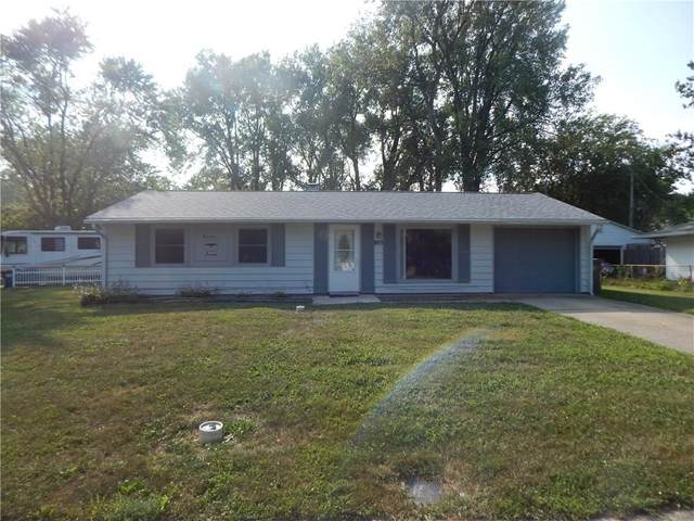 1915 Woodbine, Anderson, IN 46011 (MLS #21728576) :: Mike Price Realty Team - RE/MAX Centerstone