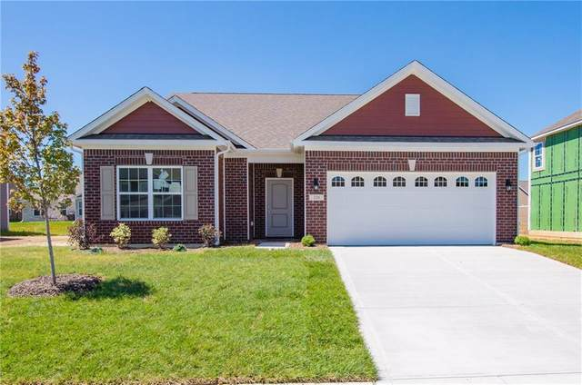 228 Caplinger Place, Greenwood, IN 46143 (MLS #21728585) :: Anthony Robinson & AMR Real Estate Group LLC