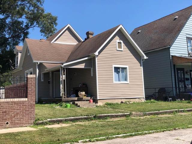 1149 Harlan Street, Indianapolis, IN 46203 (MLS #21728625) :: David Brenton's Team