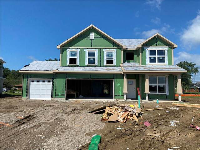 1842 Doncaster Drive, Avon, IN 46123 (MLS #21728840) :: AR/haus Group Realty