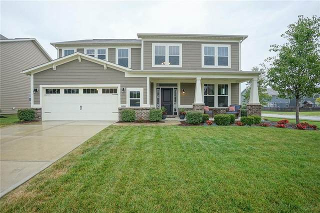 15665 Eastpark Drive, Noblesville, IN 46060 (MLS #21728970) :: Anthony Robinson & AMR Real Estate Group LLC