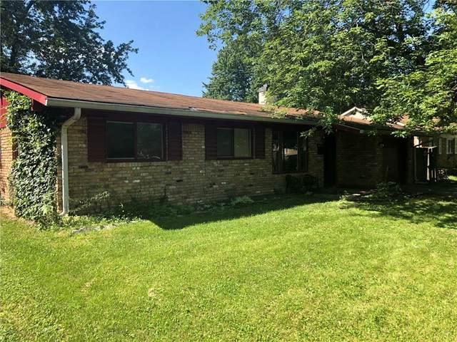 4131 Deborah Street, Indianapolis, IN 46222 (MLS #21729026) :: Mike Price Realty Team - RE/MAX Centerstone