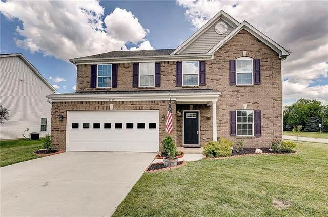6539 Eagle Crossing Boulevard, Brownsburg, IN 46112 (MLS #21729053) :: David Brenton's Team