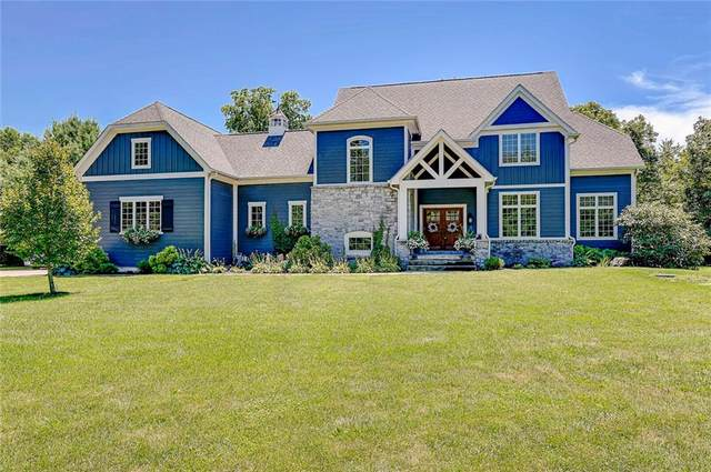 2331 S 900 E, Zionsville, IN 46077 (MLS #21729132) :: Heard Real Estate Team | eXp Realty, LLC