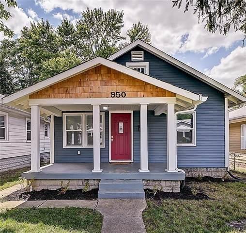 950 N Drexel Avenue, Indianapolis, IN 46201 (MLS #21729134) :: AR/haus Group Realty